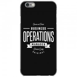 Business Operations Manager iPhone 6/6s Case | Artistshot