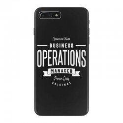Business Operations Manager iPhone 7 Plus Case | Artistshot