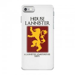 GOT Lannister house AZ iPhone 7 Case | Artistshot