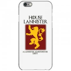 GOT Lannister house AZ iPhone 6/6s Case | Artistshot