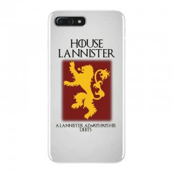 GOT Lannister house AZ iPhone 7 Plus Case | Artistshot