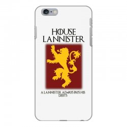 GOT Lannister house AZ iPhone 6 Plus/6s Plus Case | Artistshot