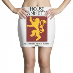 GOT Lannister house AZ Mini Skirts | Artistshot