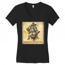 Dota 2 AXE Women's V-Neck T-Shirt | Artistshot