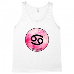 cancer watercolor sign Tank Top | Artistshot
