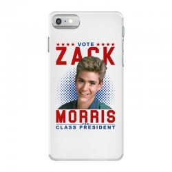 vote zack morris for class president iPhone 7 Case | Artistshot