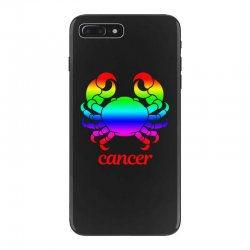 cancer rainbow zodiac iPhone 7 Plus Case | Artistshot