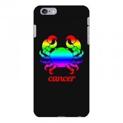 cancer rainbow zodiac iPhone 6 Plus/6s Plus Case | Artistshot