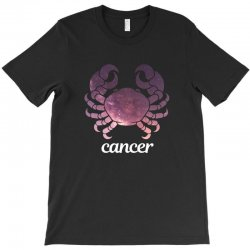 cancer galaxy zodiac for dark T-Shirt | Artistshot
