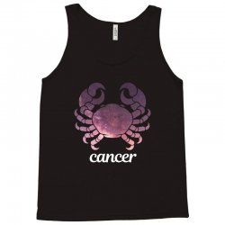 cancer galaxy zodiac for dark Tank Top | Artistshot
