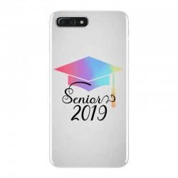 senior 2019 for light iPhone 7 Plus Case | Artistshot