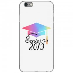 senior 2019 for light iPhone 6/6s Case | Artistshot