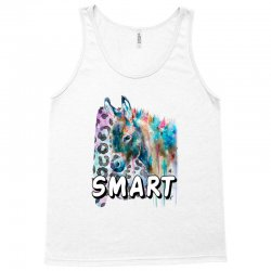 smart donkey Tank Top | Artistshot