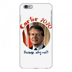 carter 2020 because why not iPhone 6 Plus/6s Plus Case | Artistshot