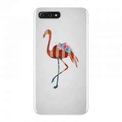 american flag flamingo iPhone 7 Plus Case | Artistshot