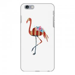 american flag flamingo iPhone 6 Plus/6s Plus Case | Artistshot