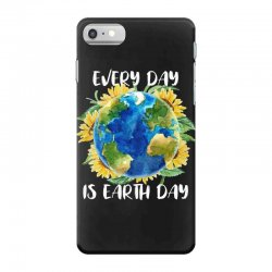 every day is earth day for dark iPhone 7 Case | Artistshot