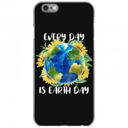 every day is earth day for dark iPhone 6/6s Case | Artistshot