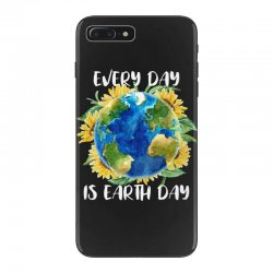 every day is earth day for dark iPhone 7 Plus Case | Artistshot