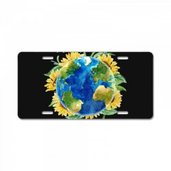 every day is earth day for dark License Plate | Artistshot