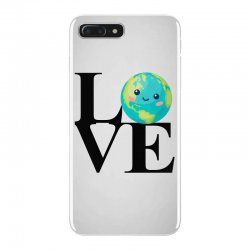love world environment day for light iPhone 7 Plus Case | Artistshot