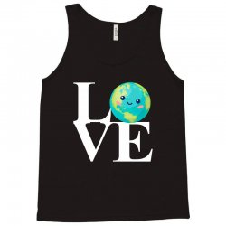 love world environment day for dark Tank Top | Artistshot