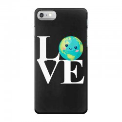 love world environment day for dark iPhone 7 Case | Artistshot