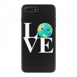 love world environment day for dark iPhone 7 Plus Case | Artistshot