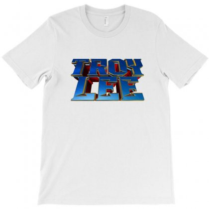 Troy Lee License Plate T-shirt Designed By Tiococacola