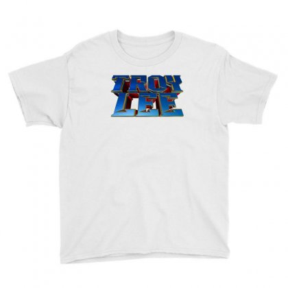 Troy Lee License Plate Youth Tee Designed By Tiococacola
