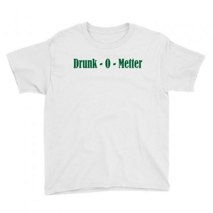 Drunk O Meter Youth Tee Designed By Suryanaagus068