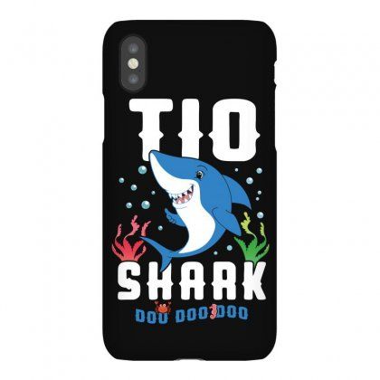 Tio Shark Family Matching Iphonex Case Designed By Artees Artwork