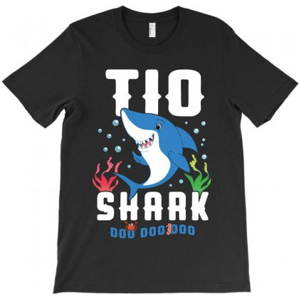 Tio Shark Family Matching T-shirt Designed By Artees Artwork