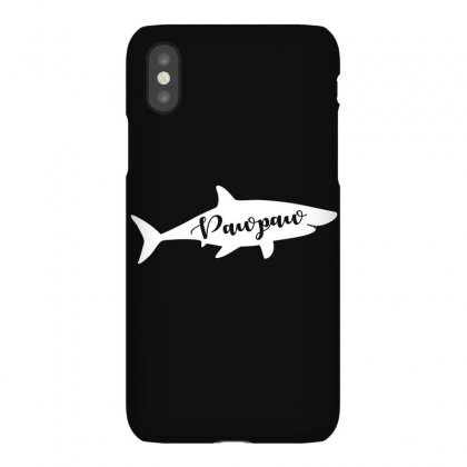 Paw Paw Shark Iphonex Case Designed By Artees Artwork
