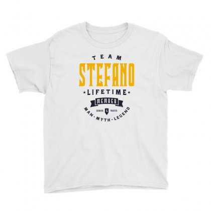 Is Your Name, Stefano. This Shirt Is For You! Youth Tee Designed By Chris Ceconello