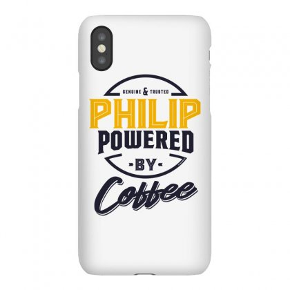 Is Your Name, Philip. This Shirt Is For You! Iphonex Case Designed By Chris Ceconello