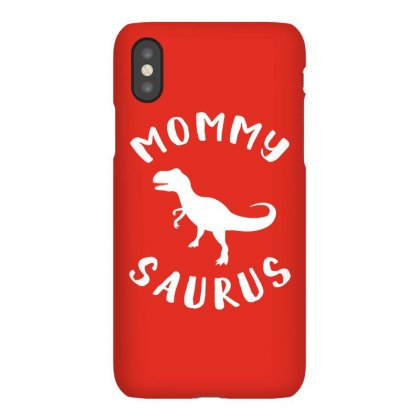Mommy Saurus Iphonex Case Designed By Artees Artwork