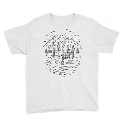 Greatest Trips (for Light) Youth Tee Designed By Quilimo