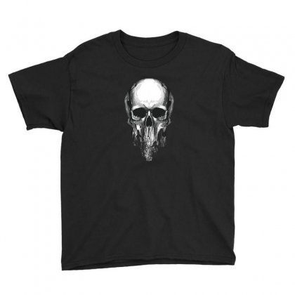 Skull Youth Tee Designed By Salmanaz