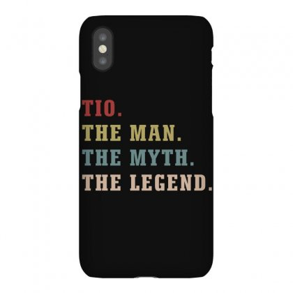 Tio The Man The Myth The Legends Iphonex Case Designed By Artees Artwork