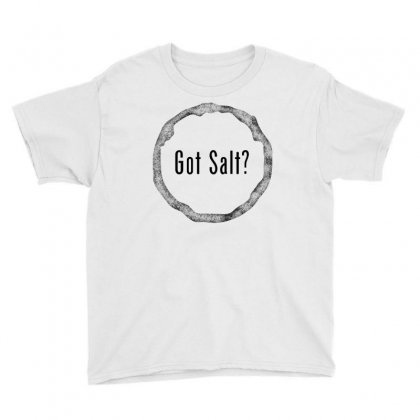 Supernatural Salt Youth Tee Designed By Allstreet