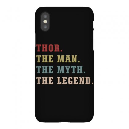 Thot The Man The Myth The Legends Iphonex Case Designed By Artees Artwork