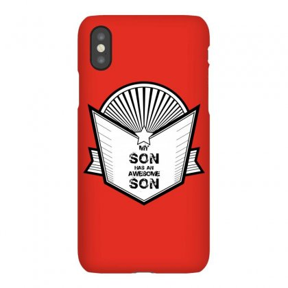 Awesome Son Iphonex Case Designed By Banjarstore