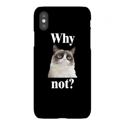 Why Not Iphonex Case Designed By Vanitty