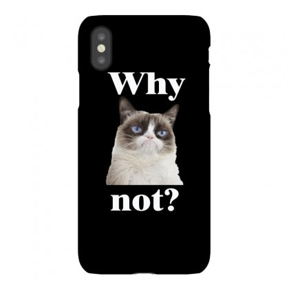 Why Not1 Iphonex Case Designed By Vanitty