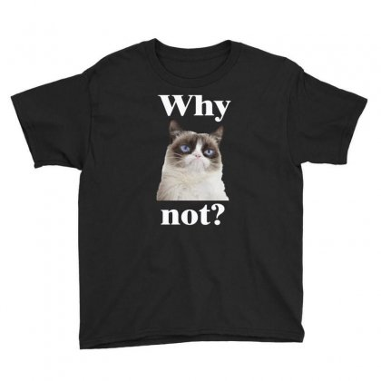Why Not1 Youth Tee Designed By Vanitty