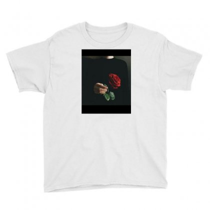 Flower Youth Tee Designed By Sas