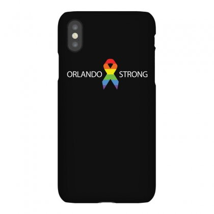 Pray For Orlando Lgbt Supporter Orlando Strong Gay Pride Tee Iphonex Case Designed By Hung