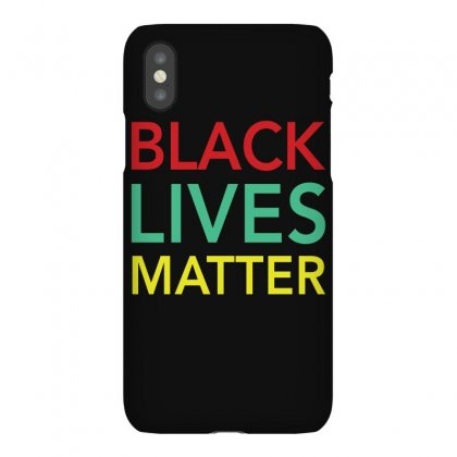 Black Lives Matter T Shirt   Official Civil Rights Tee Shirt Iphonex Case Designed By Hung