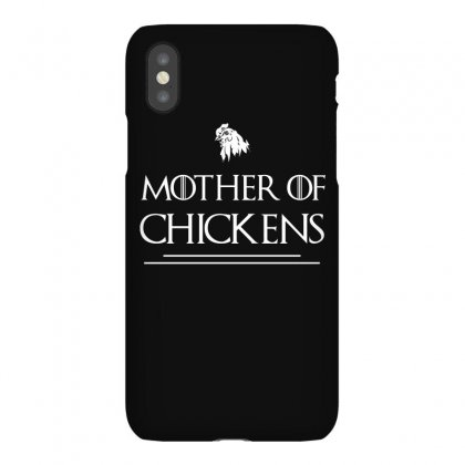 Mother Of Chickens Funny Farmer   Farming T Shirt Iphonex Case Designed By Hung